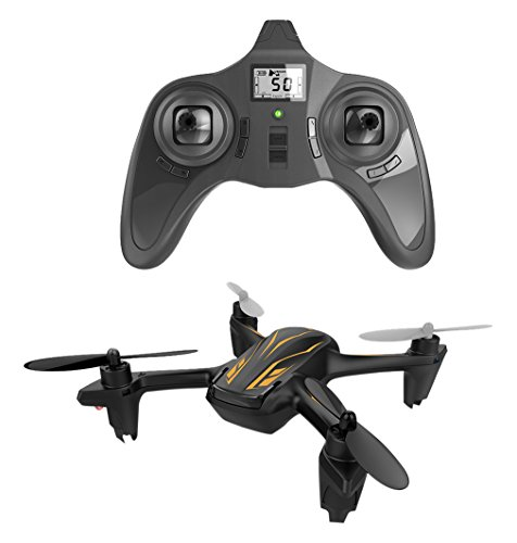 HUBSAN X4 PLUS H107P DRONE QUADCOPTER