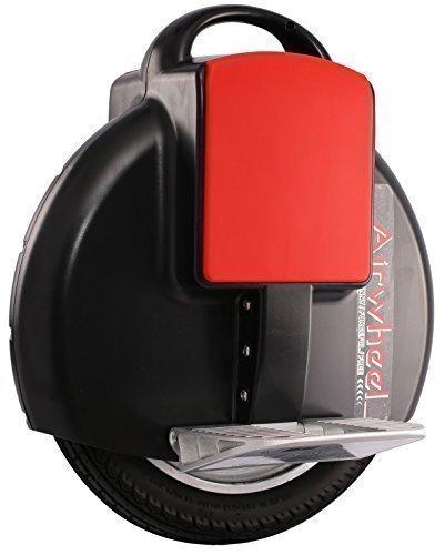 Einrad E-Board (Monowheel) - Airwheel X3 - Schwarz | Elektrisches Einrad | 14 Zoll - 350 Watt - 15km Reichweite