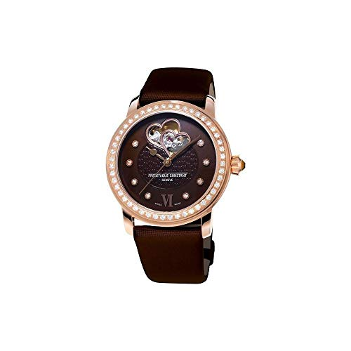 Watch Frederique Constant Ladies Automatic Double Heart Beat
