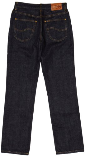 Lee Herren Jeans Regular Fit BROOKLYN STRAIGHT - L4527145 Blau (one wash 45)