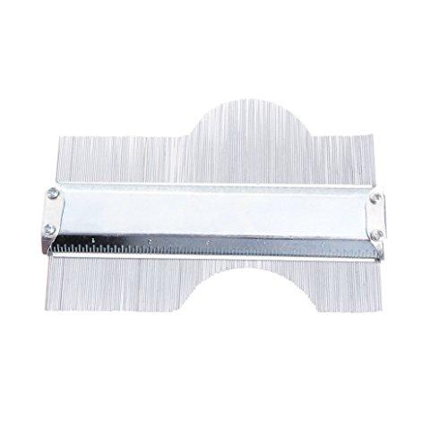 FXCO Laminierwerkzeug für Fliesen, Messprofil, Konturprofil, 150 mm, 6 Zoll -