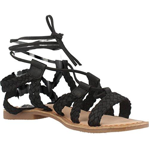 GIOSEPPO Sandali e infradito per le donne, colore Nero, marca, modello Sandali E Infradito Per Le Donne 40654R Nero Nero