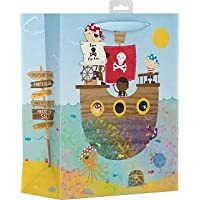 gift Ed Bags, Kids Pirate Large