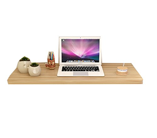 Light Walnut Folding Wall Table Klapptisch Esstisch Wand-Computer Tisch Beistelltisch The taste of home (Size : 70x40cm) -