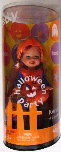 Barbie Kelly Club Halloween Party Kerstie Is a Pumpkin by Mattel by Mattel (Und Kelly Halloween Barbie)