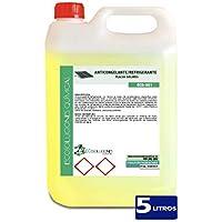 Ecosoluciones Químicas ECO-601 | 5 litros | Liquido Caloportador con base de Propilenglicol | Refrigerante-Anticongelante Placa Solar