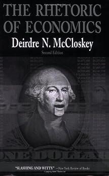 The Rhetoric of Economics par [McCloskey, Deirdre N.]