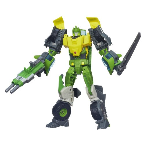 Transformers Generations Formers - 30. Jahrestag - 3 in 1 Autobot Springer Figur [UK Import] - 3-in-1-transformer-spielzeug
