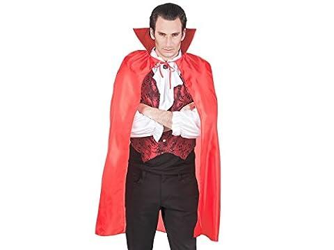 Costumes Déguisements Partir B - Cape de diable vampire ou sorcière en