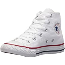 Amazon.it  converse all star alte bianche 34ad794aab2