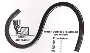 Minerva Miner Courbes Règle Flexible N°100/50 50 cm