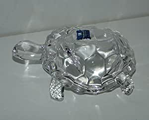 Crystal Turtle Xtra Large Tortoise for Feng Shui and vastu - Best Gift for Career and Luck