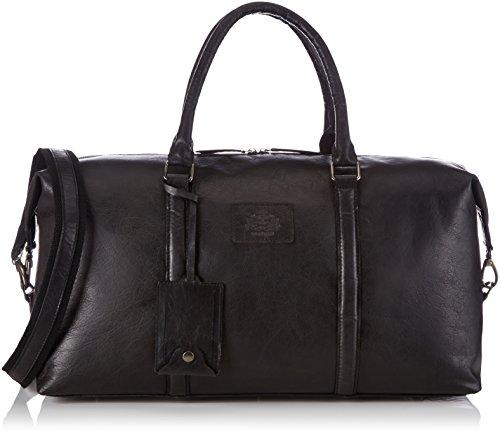 OTTO KERN Raja 25 Raja 25 Unisex-Erwachsene Henkeltaschen 45X28X23 cm (B X H X T), schwarz (Black)