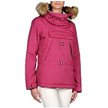 Napapijri Jackets Skidoo Woman Eco-Fur Bloom Fuxia L