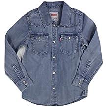 codice promozionale 58e9c 67ed7 Amazon.it: camicia jeans levis - Blu