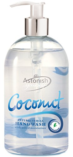 Astonish - Coco antibacteriano jabón manos 500ml