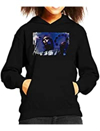 Alamy Ian Brown Stone Roses Live Kids Hooded Sweatshirt
