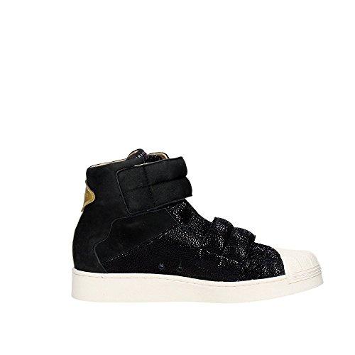 Serafini CAMP.04 Sneakers Donna Nero