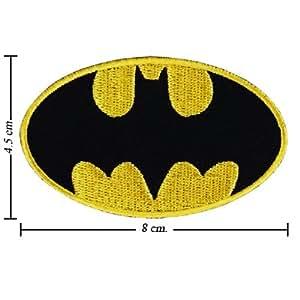 Ecusson brodé Batman Movie Logo 1 Emblem patche Patches