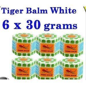 Tiger White Herbal – Wraps
