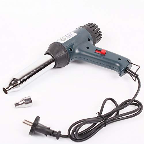 YZHBA Heißluftpistole GJ-HQ7 220 V 700 Watt Industrielle Elektrische Heißluftpistole Kit Professionelle Shrink Wrap Gebläse Heizung Kunststoff Schweißbrenner Werkzeuge -