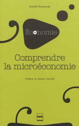 Comprendre la microconomie