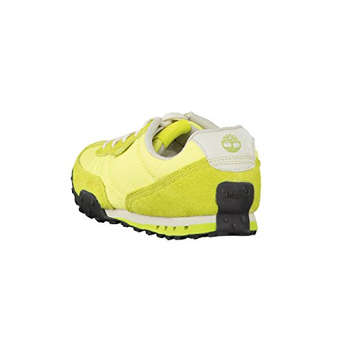 Timberland Ek Greeley Low, Chaussures femme yellow