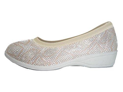 DOCTOR CUTILLAS , Damen Sneaker beige Beige 36 Beige