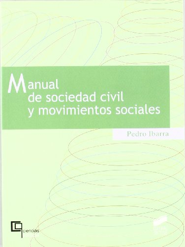 Manual de sociedad civil y movimientos sociales (Ciencias políticas)
