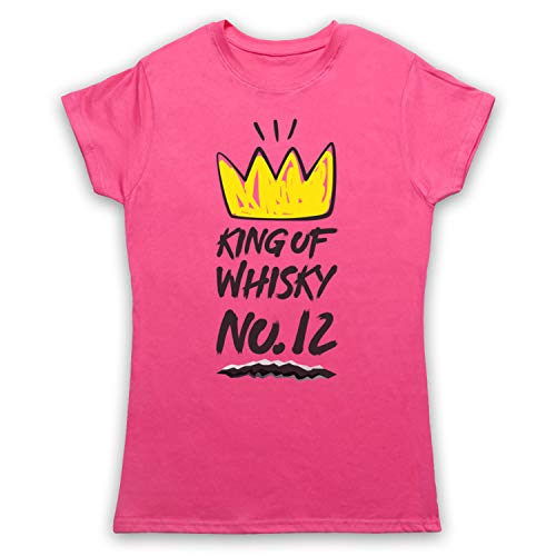 25b667784c9 My Icon Art   Clothing King of Whisky No 12 Love of Whisky T-Shirt