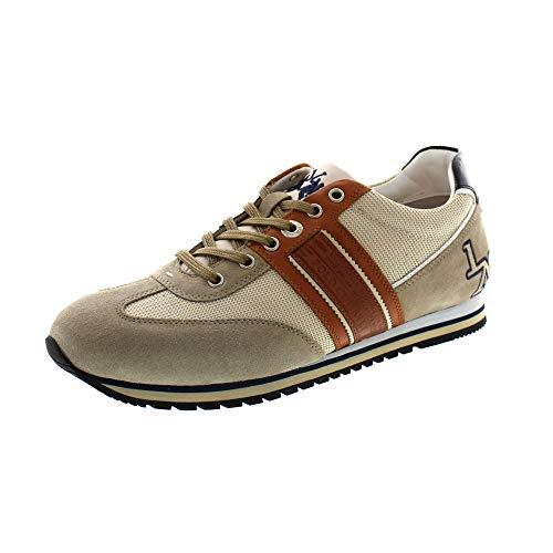 La Martina - Sneaker L7050101 - tex Dragon beige, Schuhgröße:EUR 44
