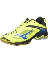 Mizuno Herren Wave Lightning Z3 Sport & Outdoorschuhe, Gelb