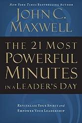 21 MOST POWERFUL MINUTES I PB
