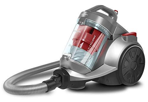 Inventor EPIC MC78, Aspirador Multiciclónico Sin Bolsa, 850W, Filtro HEPA, Depósito de 3L, Silencioso...