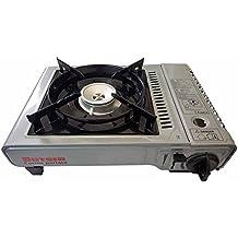 Butsir MS-1000 PRO - Cocina portátil para cartucho 227 gramos (Adaptada a nueva