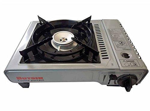 Butsir MS-1000 PRO - Cocina portátil cartucho 227
