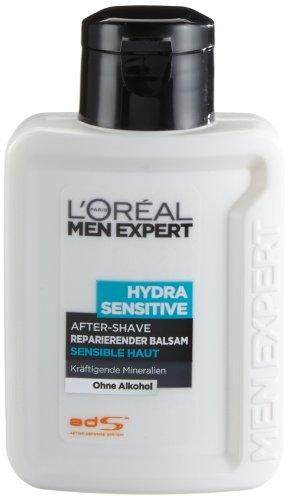 L'Oréal Paris Men Expert Hydra Sensitiv After Shave, 6er Pack (6 x 100 ml)