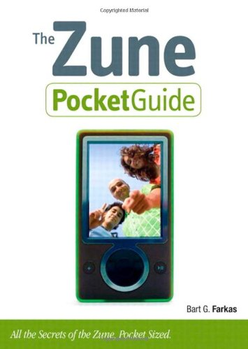 The Zune Pocket Guide (Peachpit Pocket Guide)