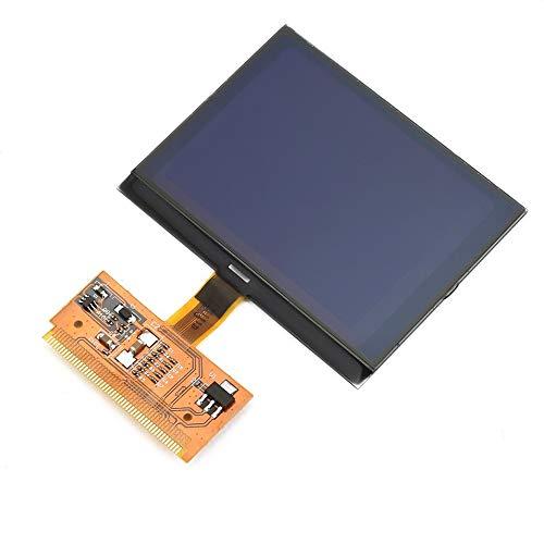 HermosaUKnight Automobile VDO Glas LCD Cluster Bildschirm mit Flex-Anschluss und Display-Treiber für Audi A3 / A4 / A6-schwarz & braun