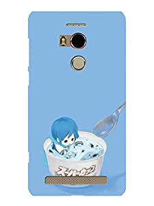 TREECASE Designer Printed Back Case Cover For Gionee Elife E8