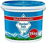 Bad Reichenhaller 64043 Marken Salz, 1 X 15 kg Eimer