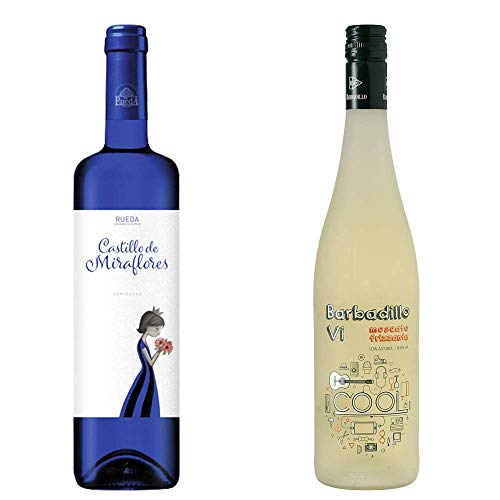 Castillo De Miraflores Y Barbadillo Vi - Vino Blanco - 2 Botellas De 750 Ml
