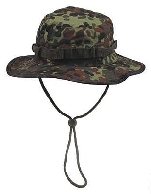 GI Boonie Hat, US Buschhut flecktarn S - XL von Diverse bei Outdoor Shop