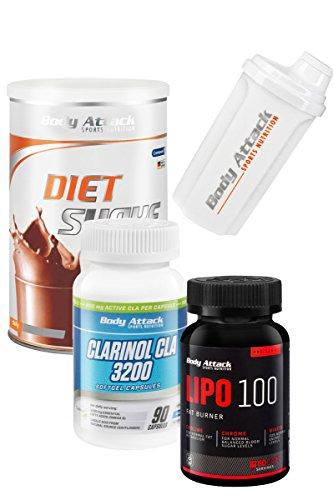 body-attack-diat-paket-men-plus-mahlzeitenersatz-fatburner-mit-koffein-wichtige-fettsauren-set-fur-m