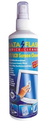 Data-Flash Reinigungsmittel Bildschirmreiniger 250ml Pumpspray -