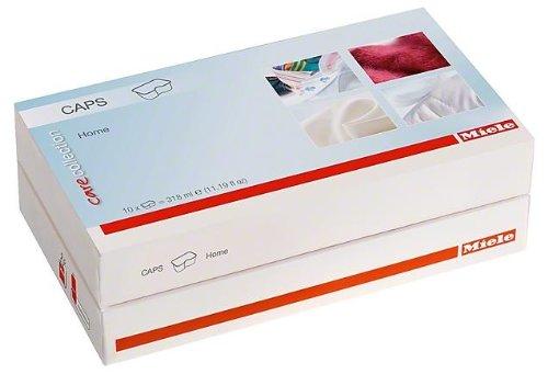 Miele Waschmaschinenzubehör / Waschmittel in Caps - die perfekte Ergänzung für spezielle Anwendungen / Die passende Mischung für die besonderen Textilien im Haushalt
