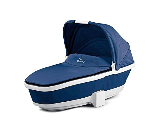 Quinny 1769913010 Faltbarer Kinderwagenaufsatz, Base, blau