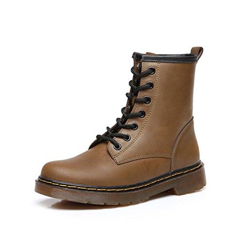 madingyinglun boots/Ajouter Cachemire grossier avec des bottes hautes F
