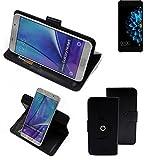 K-S-Trade 360° Cover Smartphone Case for Hisense A2, black