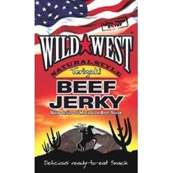 Wild West Slab Beef Jerky Teriyaki 25G by Wild West